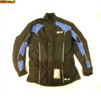Bunda Zamo Expedition Jaket Black/Blue