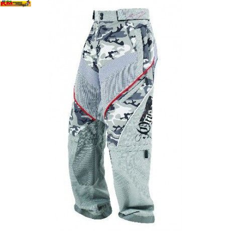 Kalhoty Oneal A10 Pant Grey