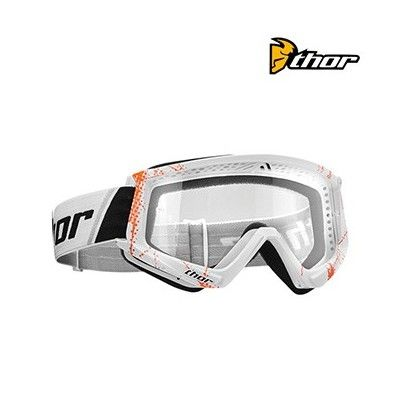 Brýle THOR COMBAT WEB ORANGE/WHITE