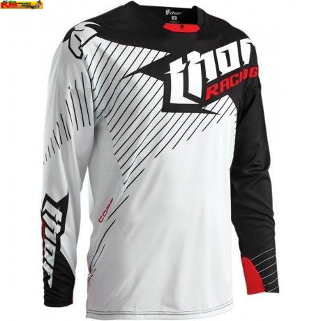Dres Thor S16 Core Hux Black/White